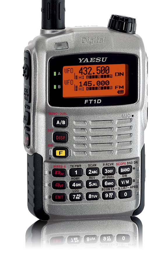 Dual Band Handheld Transceiver Dual Band Transceiver